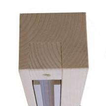 Mantovana Porta in legno massello