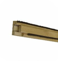 Telaio Porta in legno massello