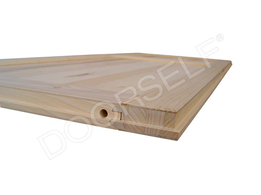 Porte in legno massello su misura per interni fai da te - Porte fai da te legno ...