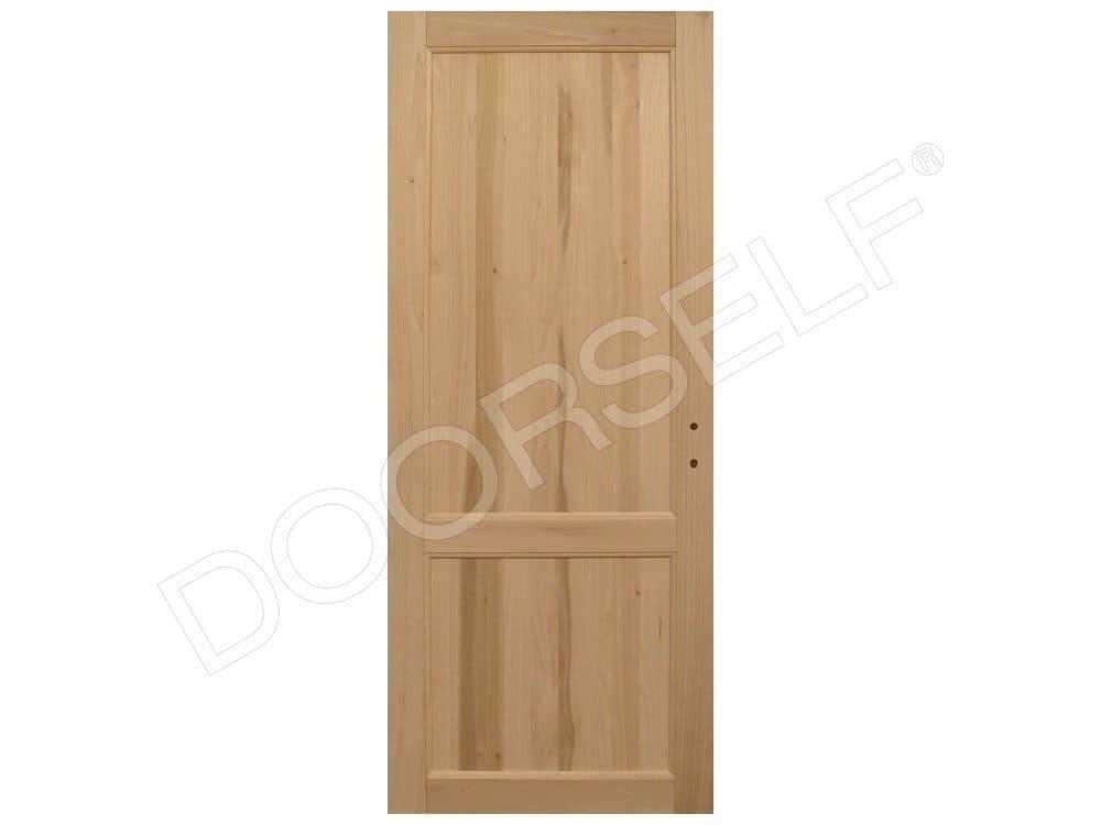 Porte in legno toulipier for Porte legno grezzo