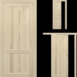 Porte in Legno Massello di toulipier