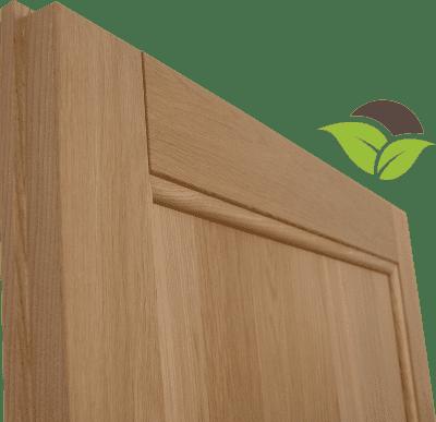 DoorSelf Porte da interno in legno massello