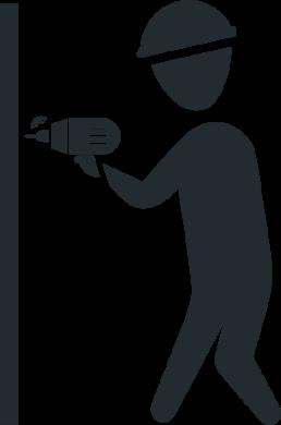 Ti occorre un professionista per montare la porta?