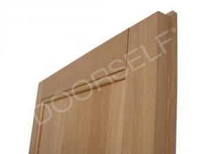 Porta in legno massello di Rovere - Dettaglio 1