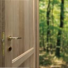 Porte per Interni in Legno - Materiali e Lavorazioni