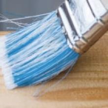 Verniciatura fai da te porte in legno